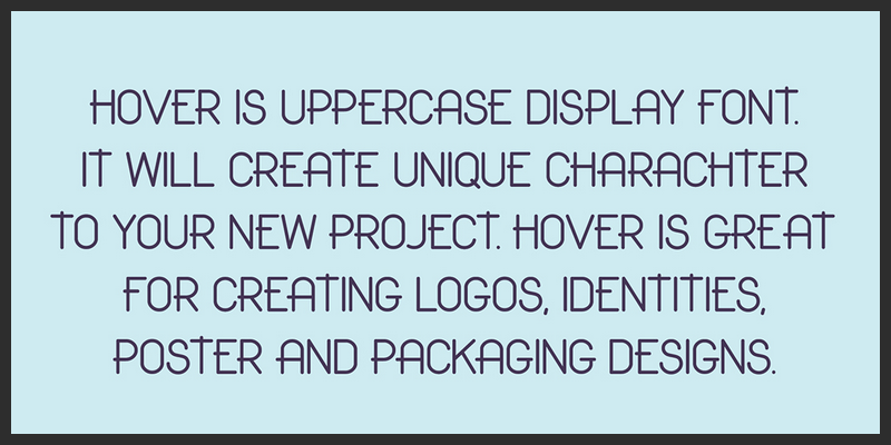 free_uppercase_display_font