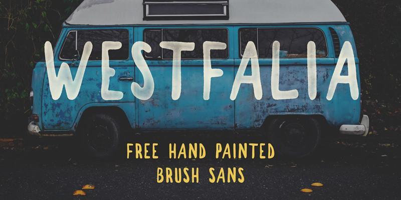 westfalia_handpainted_brush_typeface