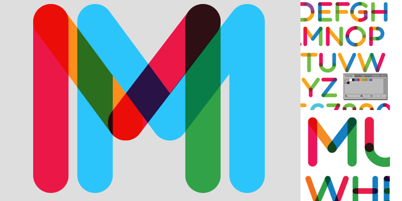 multicolore_rounded_polychromatic_typeface