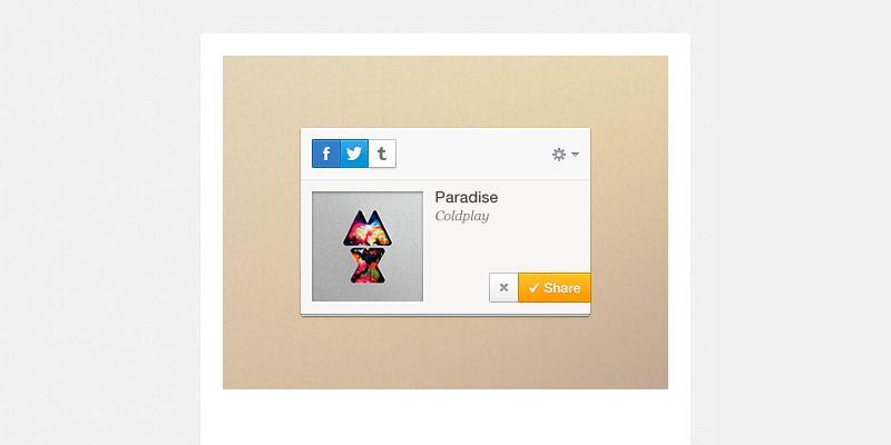 music_player_share_widget