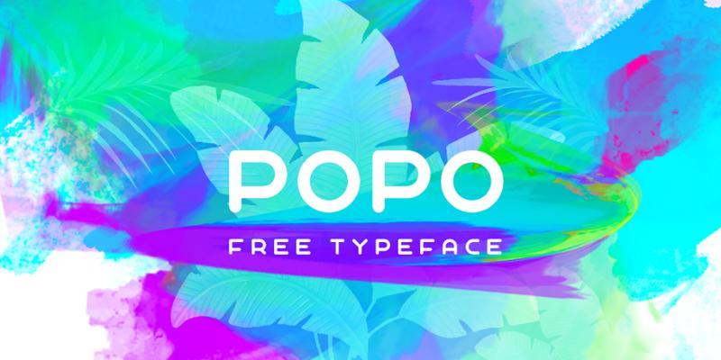 popo_wide_smoothline_sans_font