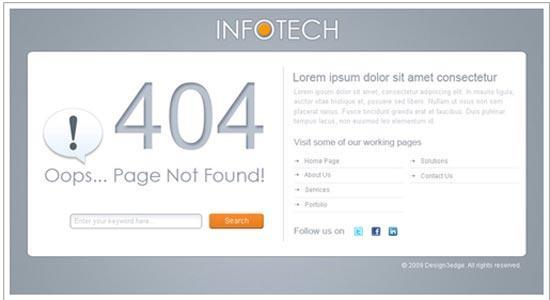 free_modern_404_error_page_template