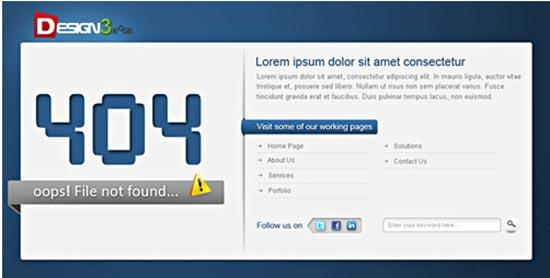 free_404_error_page_template