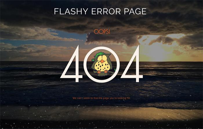 flashy_error_page
