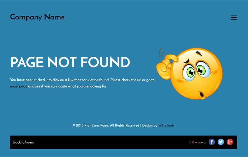 flat_error_page