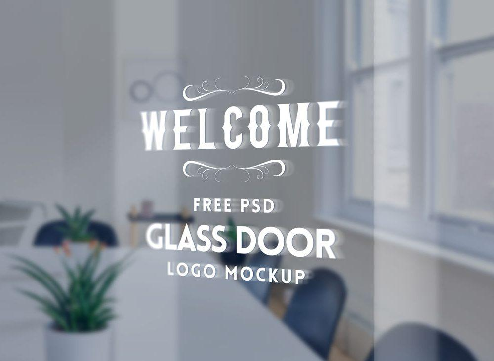 free_glass_door_logo_psd_mockup