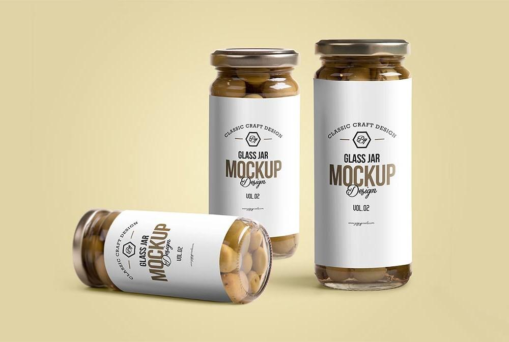 free_glass_jar_psd_mockup