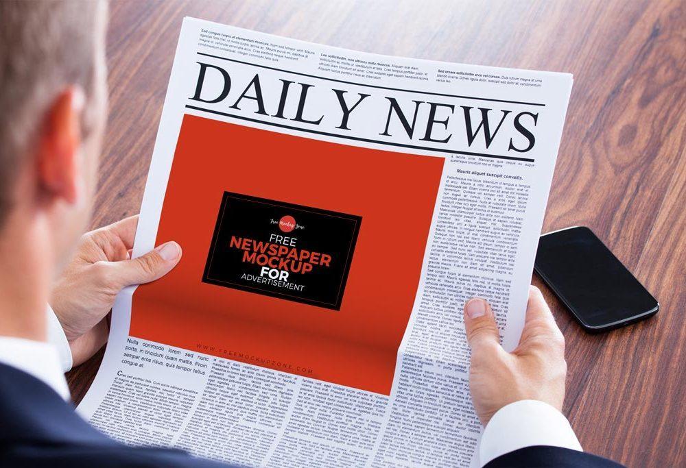free_newspaper_ad_psd_mockup