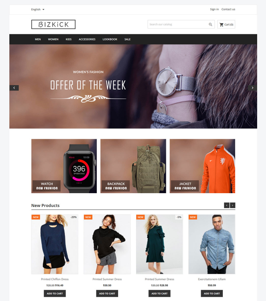 biz_kick_responsive_theme_for_prestashop