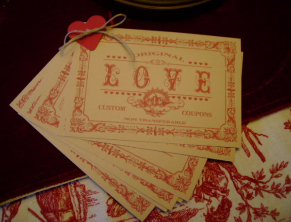 love_coupons_template