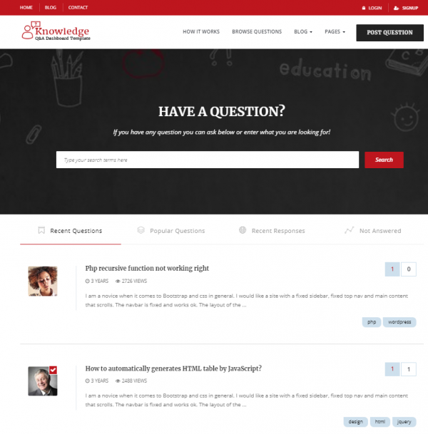 info_center_knowledge_base_and_q_a_word_press_theme