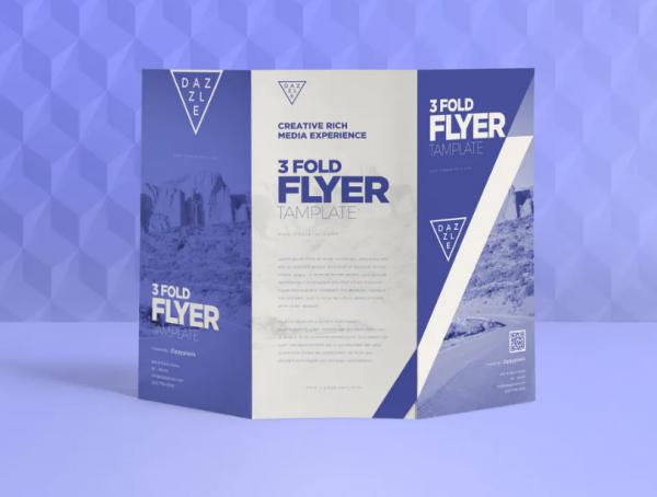 3_fold_flyer_design_template