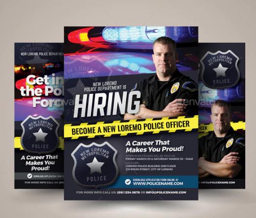 Recruiting Brochure Template from utemplates.net
