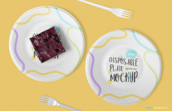 free_disposable_plate_mockup